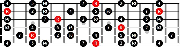 Do armónica menor
