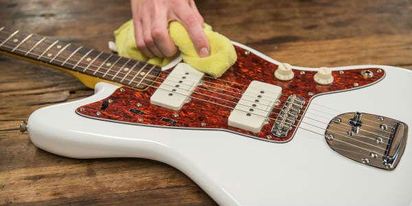 Cuidado de tu guitarra