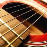 Las cuerdas de los instrumentos de música
