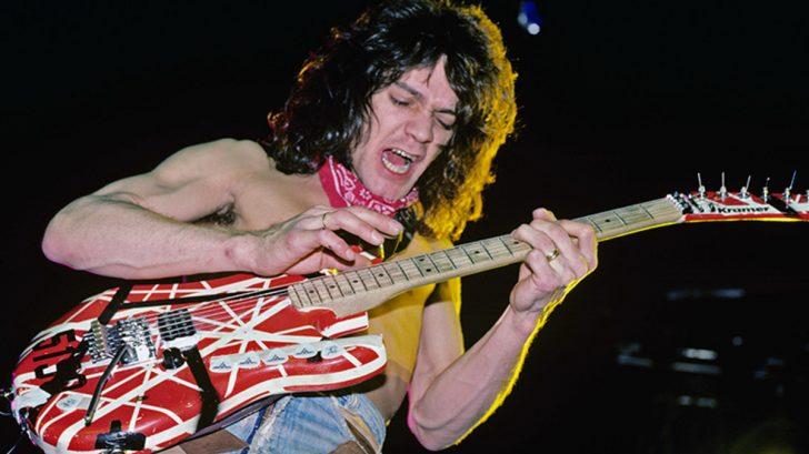 Técnica de tapping | Eddie Van Halen