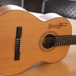 Guitarras Raimundo termina nuestra guitarra