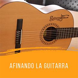 Cómo afinar la guitarra